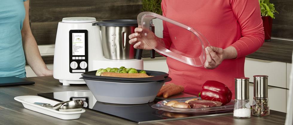 Robot Da Cucina Per Cuocere : Mancini shopping robot da cucina supercook